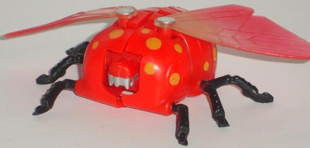 Lady Bug Robot