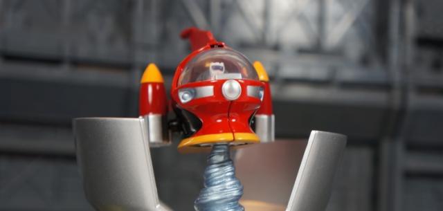 Mazinger Z Jet Pilder
