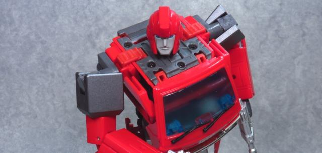 Masterpiece Ironhide