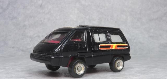 Convert-A-Bots Van