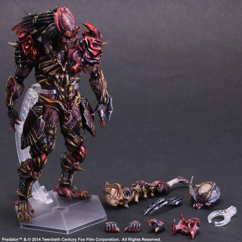 Variant Play Arts Kai Predator Collectiondx