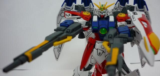 HGAC Wing Gundam Zero