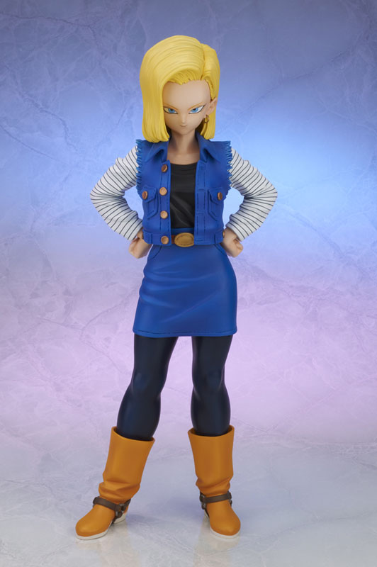 Pvc Figure Gigantic Series Android 18 Collectiondx