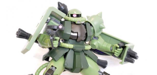 MS-06 Zaku II Hardpoint