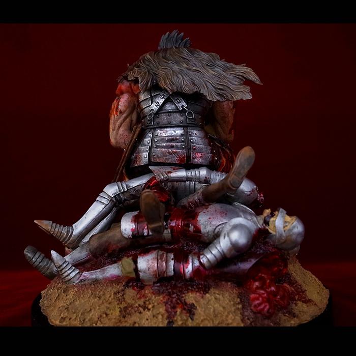 Art Of War Zodd Revelations Statue From Berserk