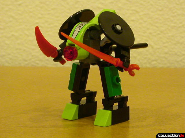 Chameleon Hunter- mini-robot (front)
