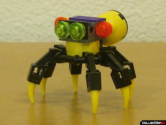 Dark Panther- mini-robot (front)