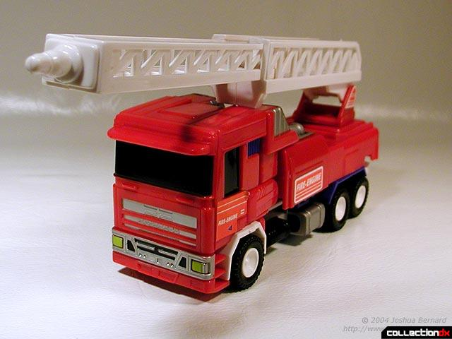 Fire Engine Bot
