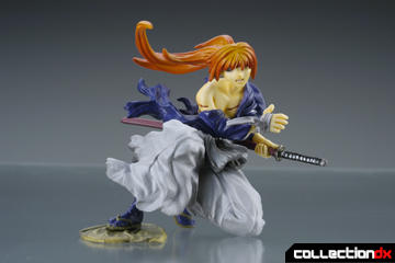 SIF: Rurouni Kenshin Miniature Collectible Figures - Volume 3