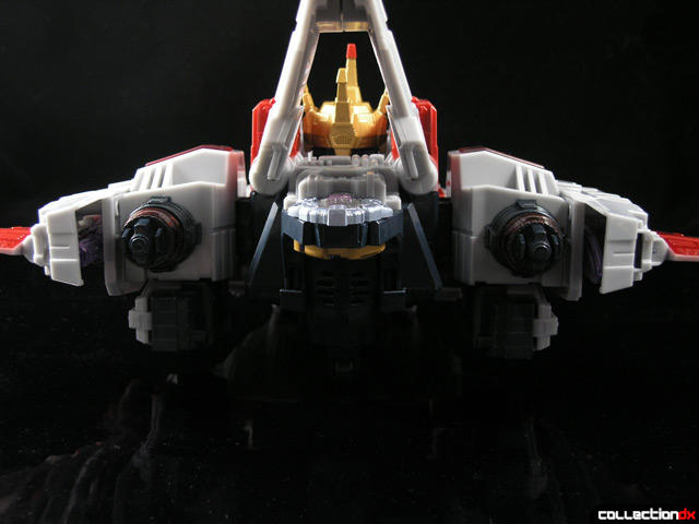 Starscream - Jet (back)
