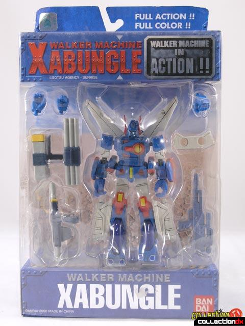 Walker Machine Xabungle