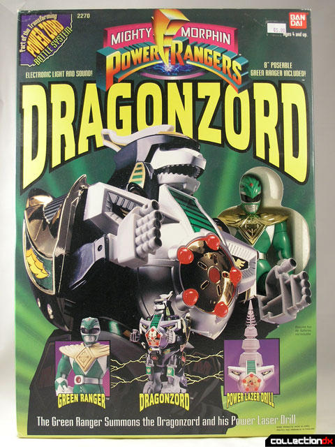 Dragonzord Box