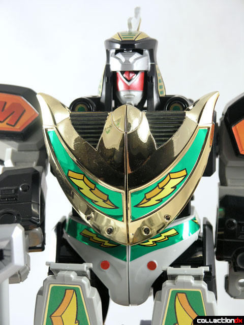 Dragonzord Battle Mode