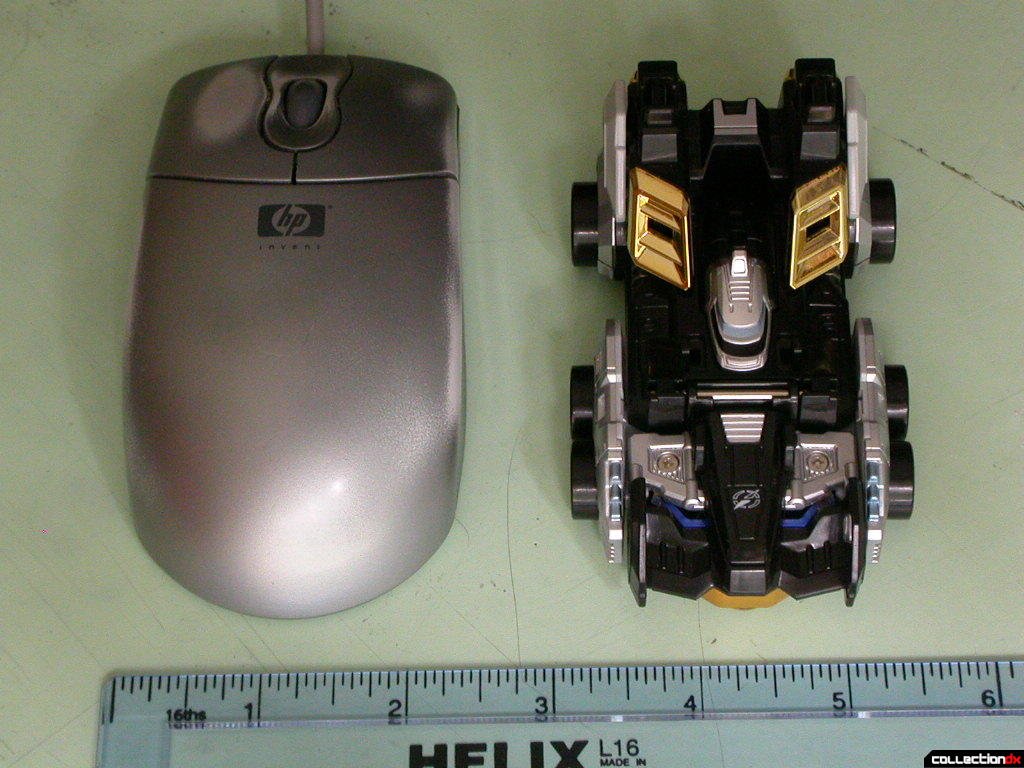 Gougou Formula VS. PC Mouse