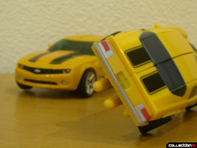 Autobot Bumblebee (scanning and replication in progress...)