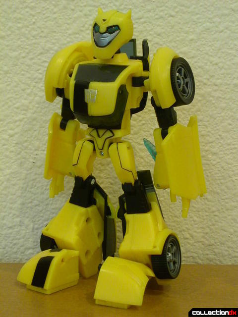 Autobot Bumblebee- robot mode (front)