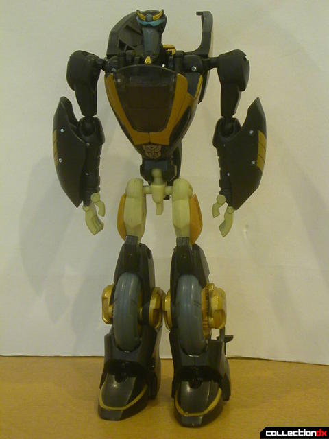 Autobot Prowl- robot mode (front)