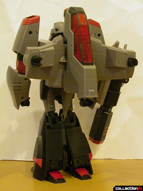 Decepticon Megatron- robot mode (back)