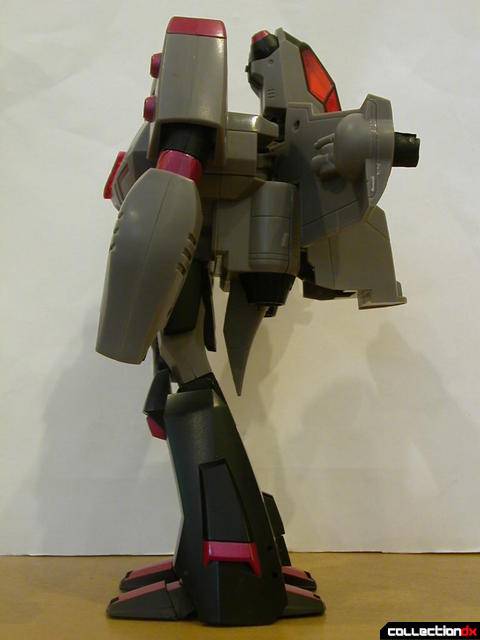 Decepticon Megatron- robot mode (left side view)