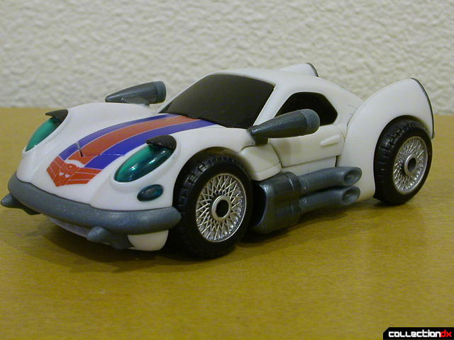 Autobot Jazz- vehicle mode (front)