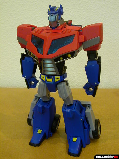 Autobot Optimus Prime- robot mode (front)