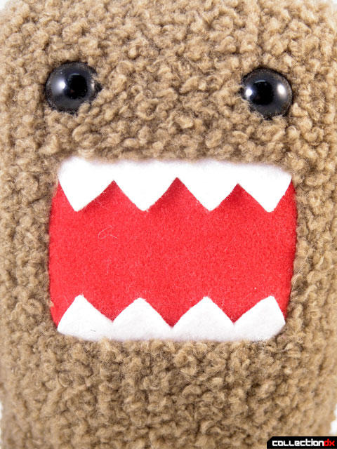 Domo-Kun (Medium Plush)