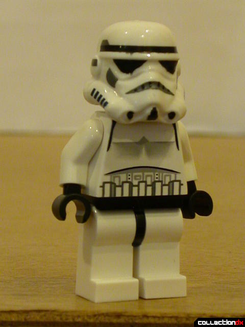 Imperial Landing Craft- minifigs detail (Stormtrooper, front)