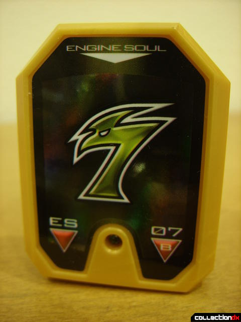 Engine Gattai Series 4- Engine Toripter (Toripter's Engine Soul)