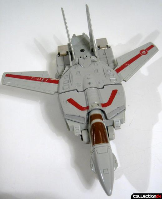 Hikaru No Go 63 Vf: VF-1J Bootleg Valkyrie