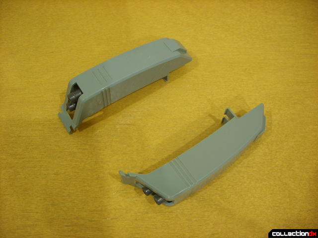 VF-1S Super Valkyrie - FAST Pack accessory armor (arm missile launchers)