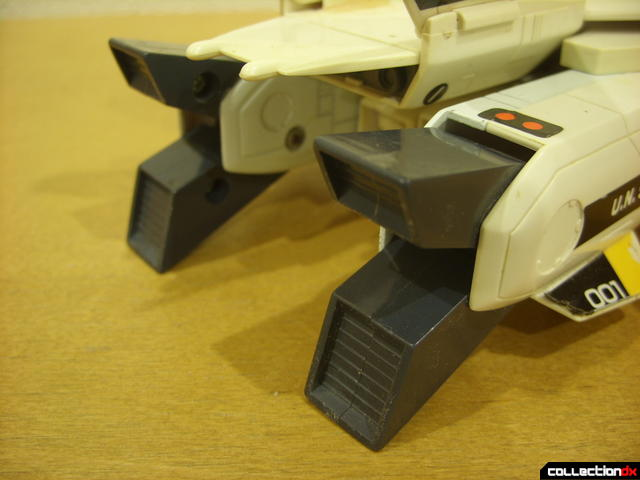 VF-1S Valkyrie - Fighter Mode (exhaust nozzels, open)