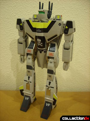 Origin of Valkyrie VF-1S Valkyrie- Battroid Mode (front)
