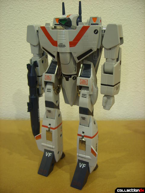 Origin of Valkyrie VF-1J Valkyrie- Battroid Mode (without new decals)