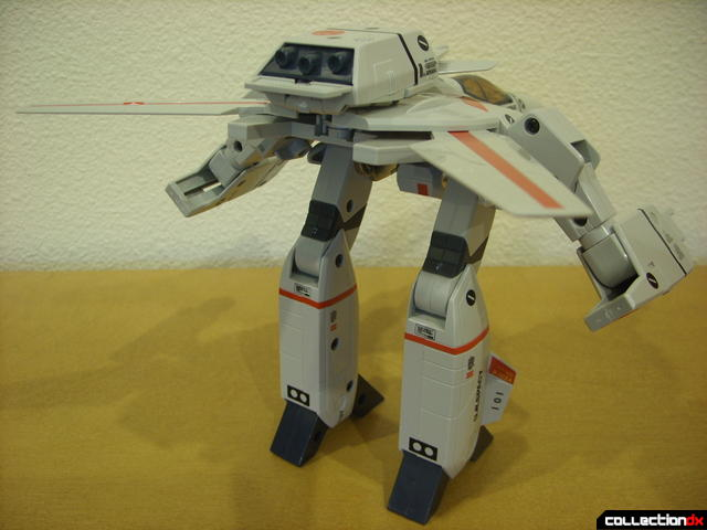 Origin of Valkyrie VF-1J Valkyrie- GERWALK Mode (without new decals)(2)