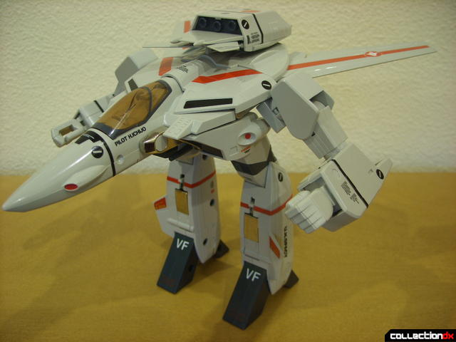Origin of Valkyrie VF-1J Valkyrie- GERWALK Mode (without new decals)