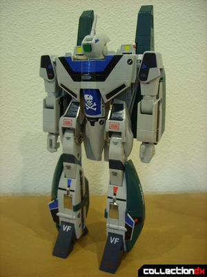 Origin of Valkyrie VF-1A Super Valkyrie Max ver.- Battroid Mode (front)