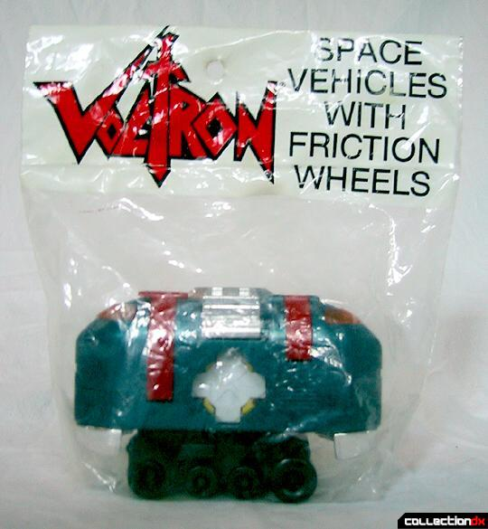 Voltron Bagged