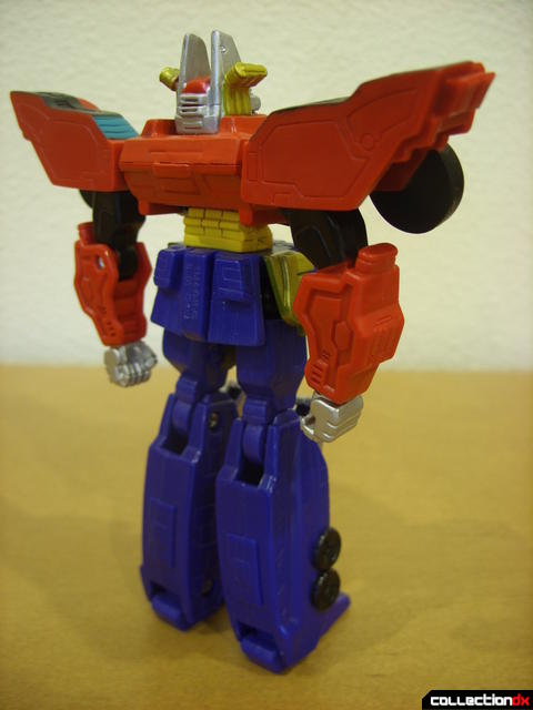 Retrofire High Octane Megazord (back)