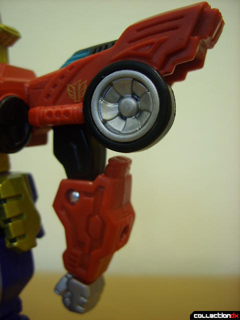 Retrofire High Octane Megazord (left arm)