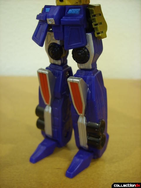 Retrofire High Octane Megazord (legs detail)