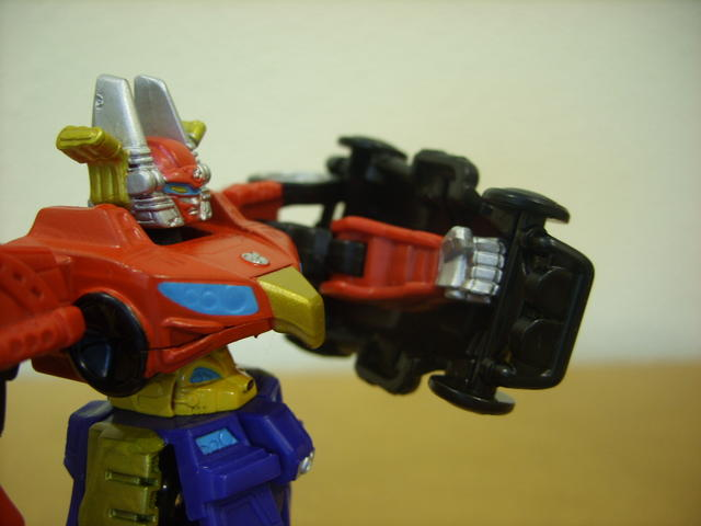Retrofire High Octane Megazord (shield attached)(1)