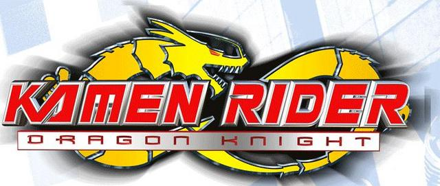 'Kamen Rider Dragon Knight' series logo