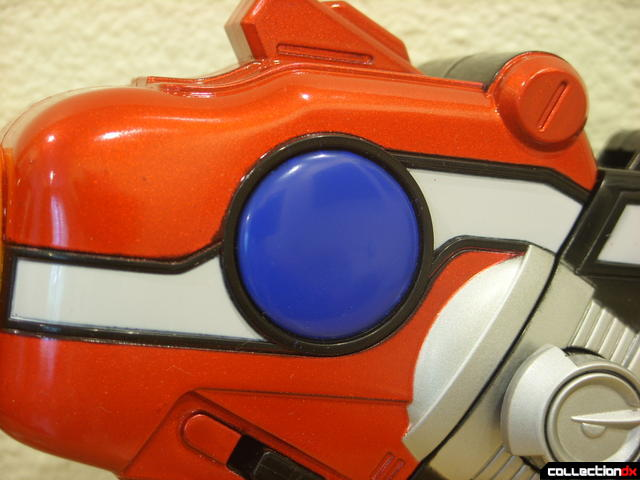 Nitro Blaster (left side detail)