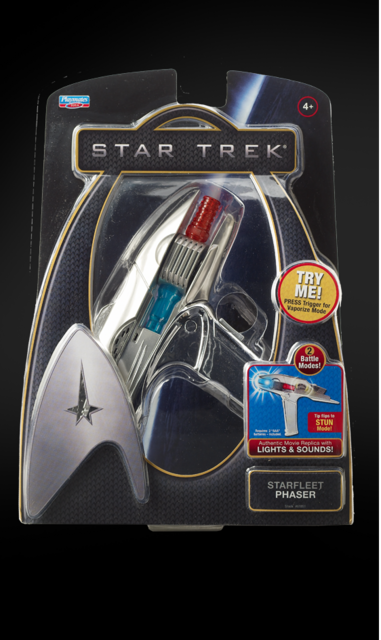 2009 movie Phaser (box front)