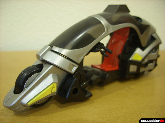 Kamen Rider Blank Knight with Advent Cycle (front)