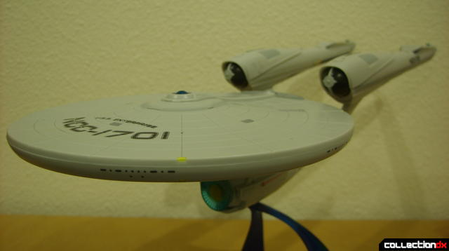 U.S.S. Enterprise (front view)