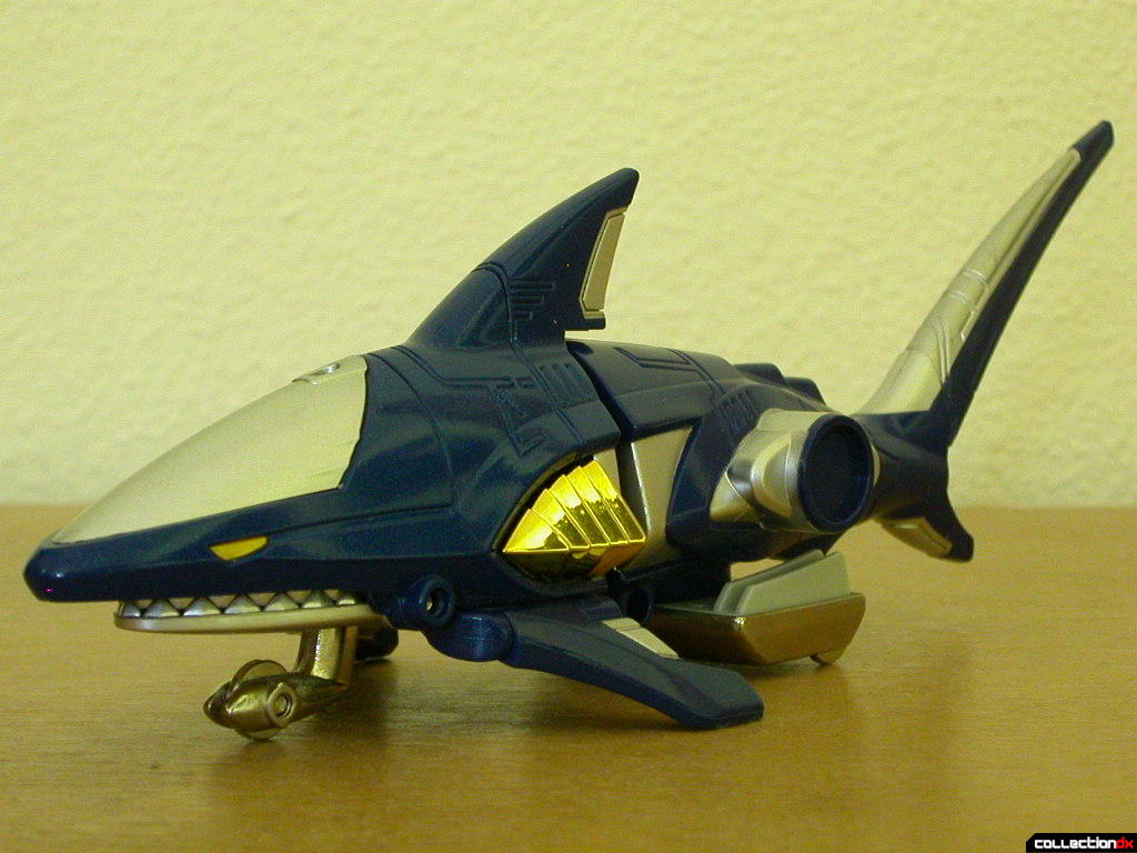 Power Animal Gao Shark (front)