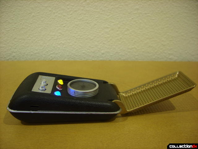 TOS Communicator (batteries activated)