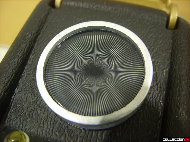 TOS Communicator (moire pattern window detail)