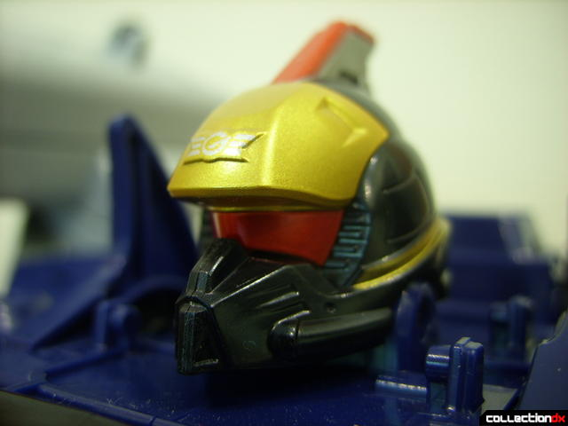 Engine Gattai Seiku-Oh (head detail)